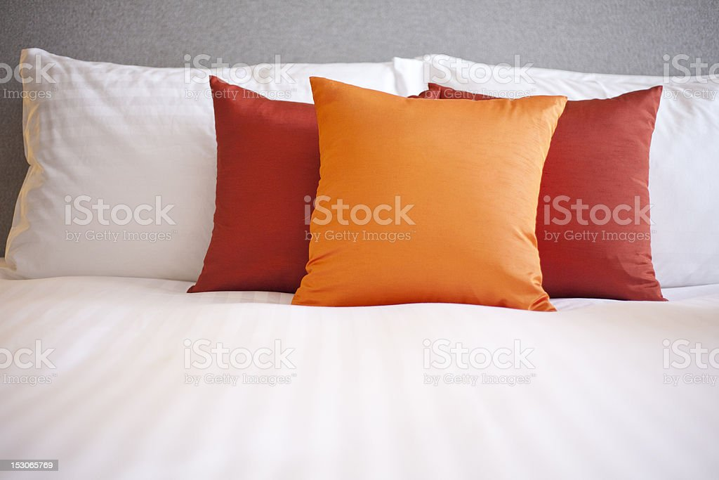 Colorful Pillow royalty-free stock photo