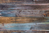 Colorful Reclaimed Wood Background