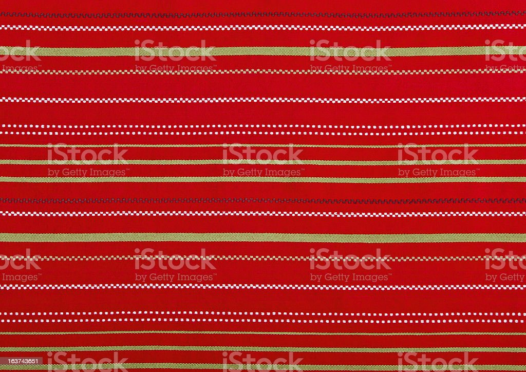 Colorful red textile royalty-free stock photo