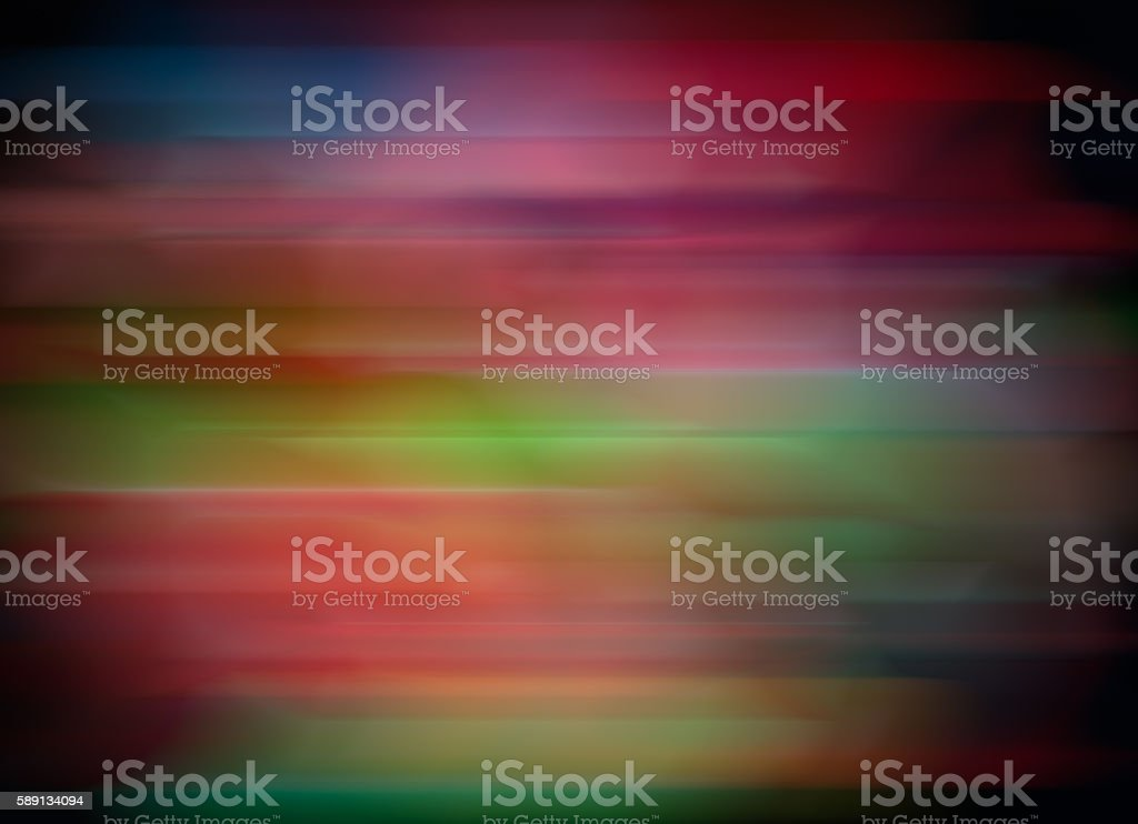 Colorful redial blur abstract background. stock photo