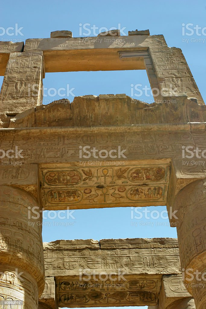 Colorful Reliefs stock photo