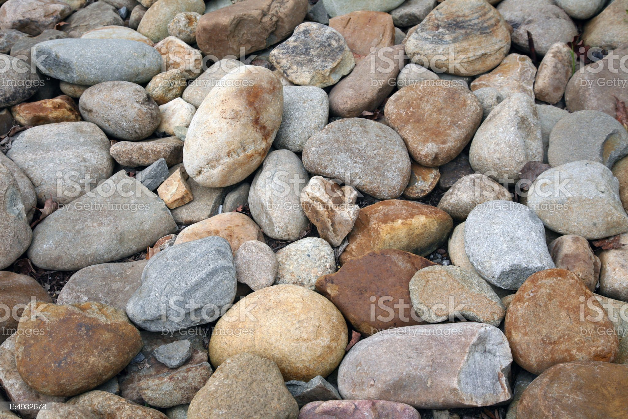 Colorful Rocks royalty-free stock photo
