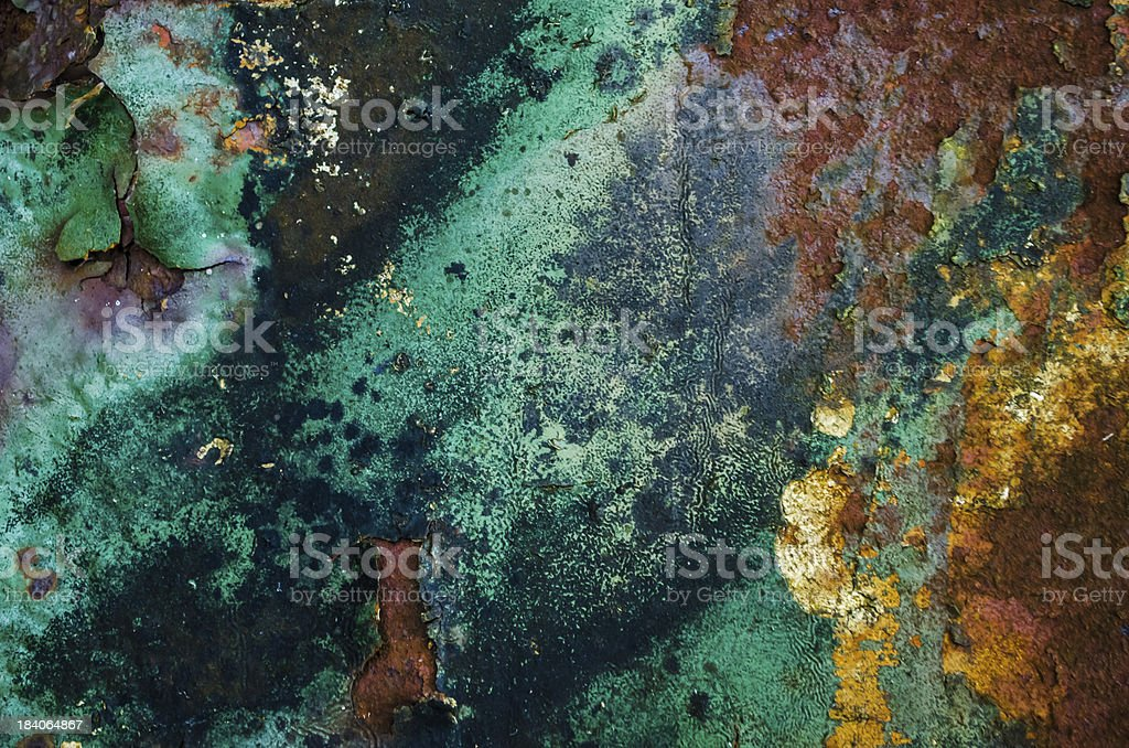 colorful rust background royalty-free stock photo