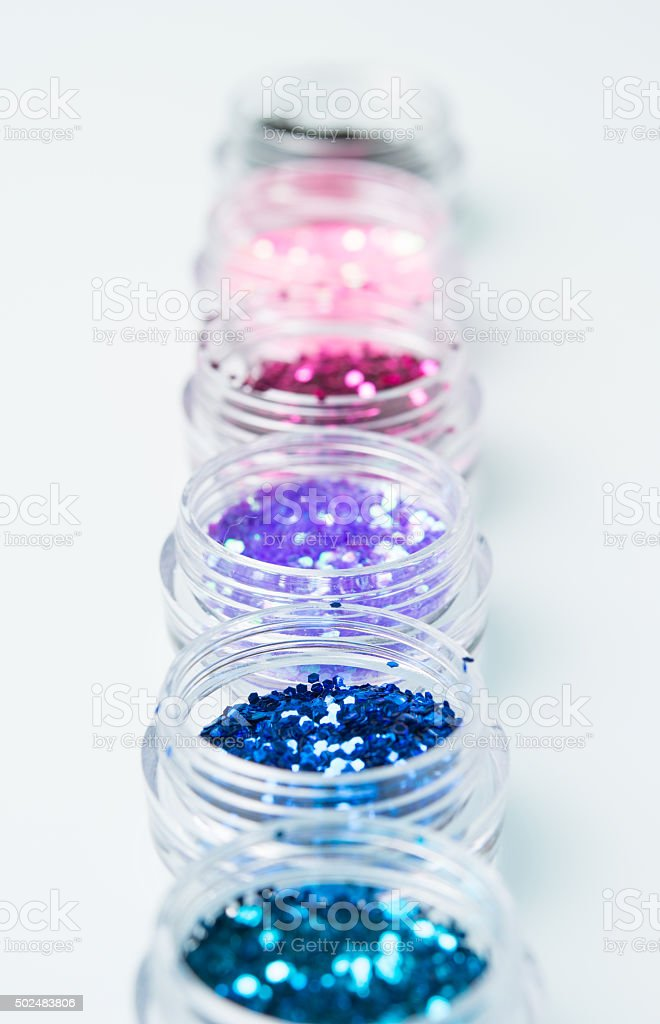 colorful set stock photo