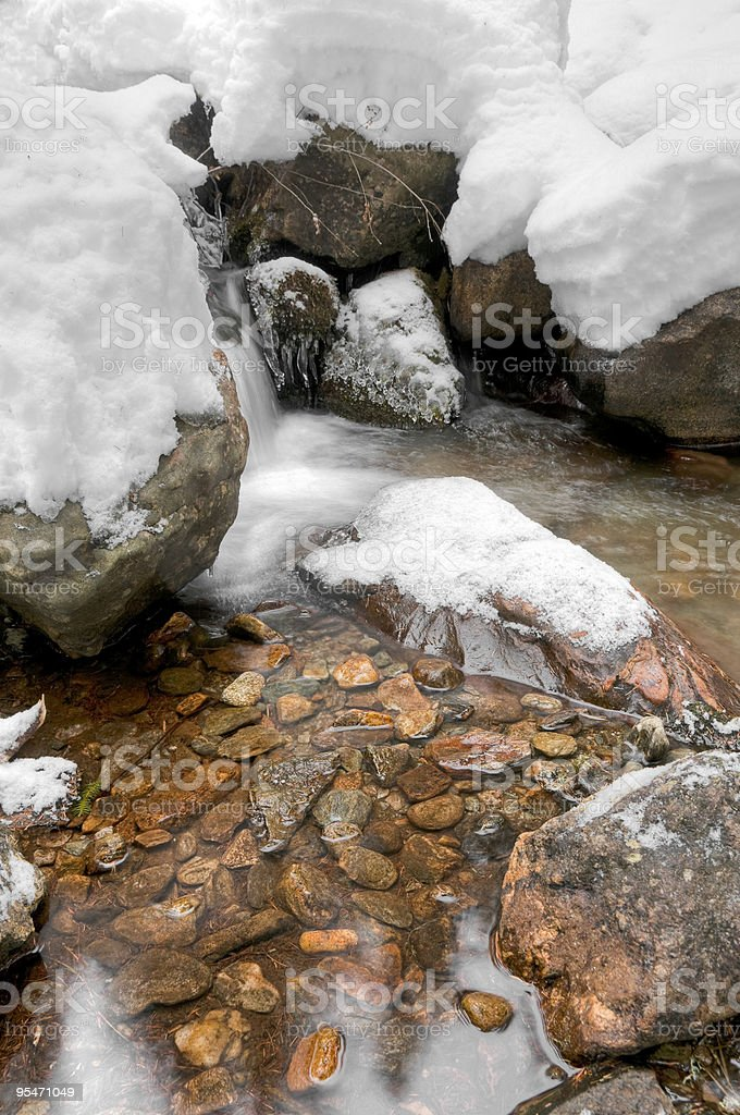 Colorful stones royalty-free stock photo