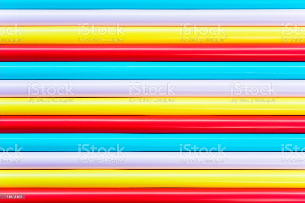 colorful straws background royalty-free stock photo