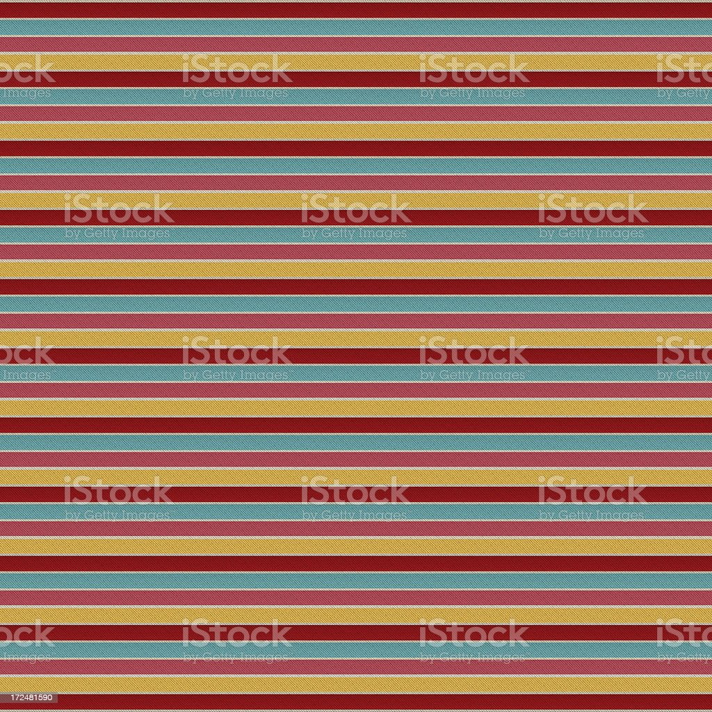 Colorful Striped Textile royalty-free stock photo