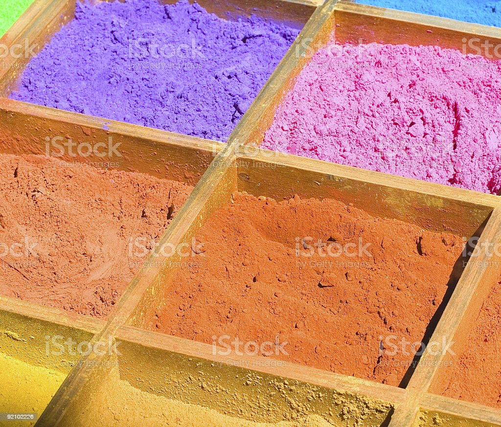 Colorful surface royalty-free stock photo