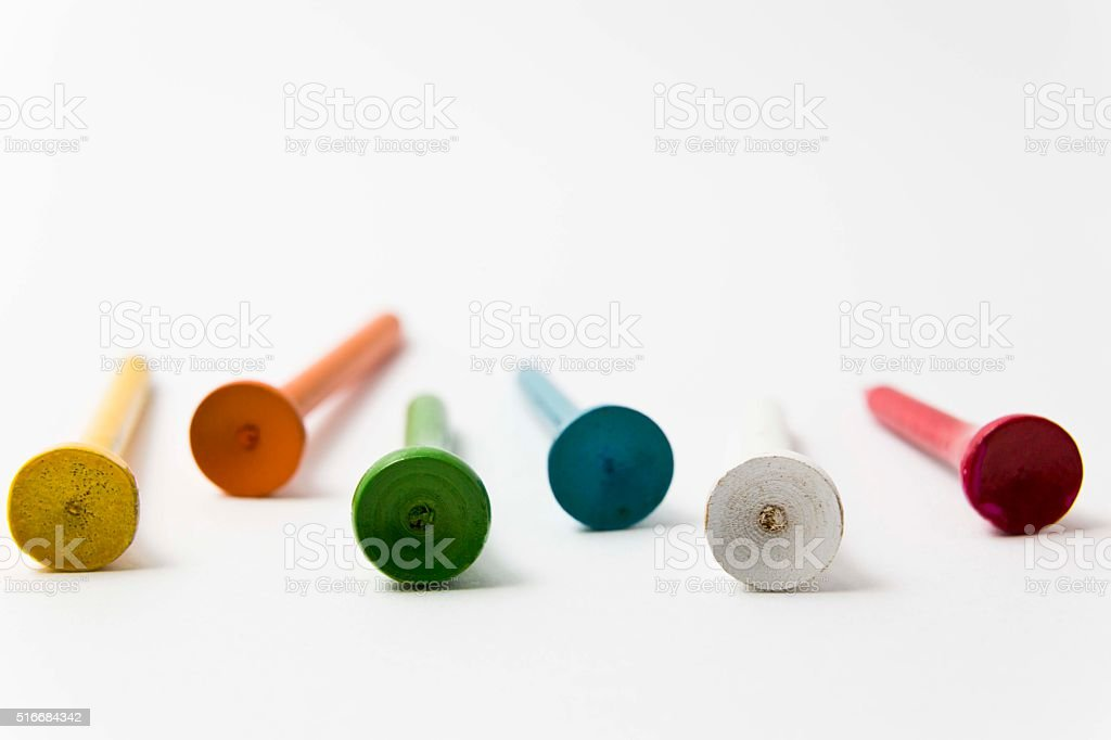 colorful tees stock photo