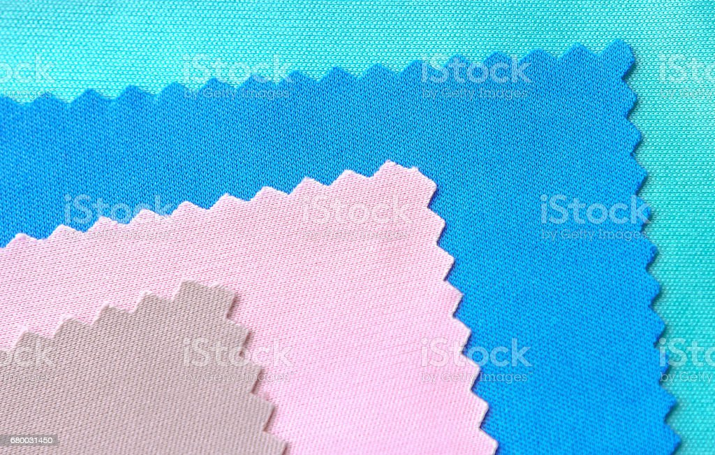 Colorful Textile Background stock photo
