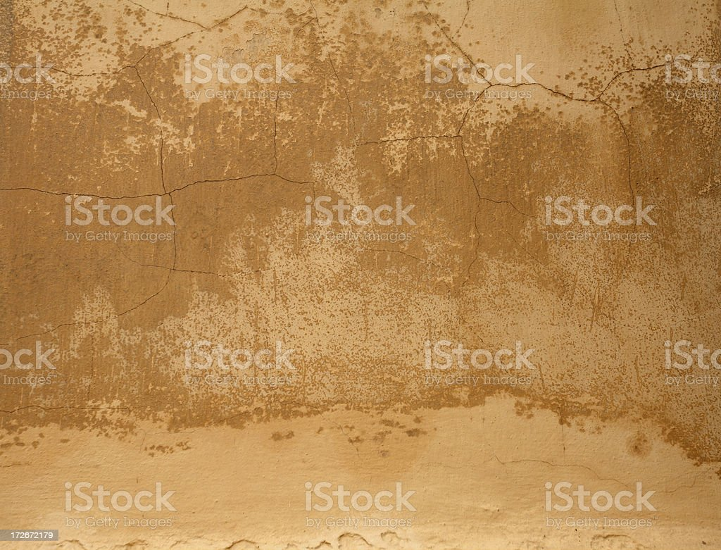 Colorful, textured, wall background. royalty-free stock photo