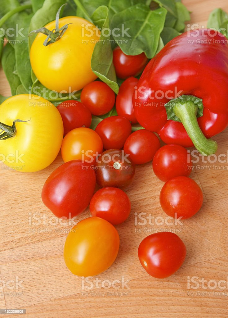 colorful vegetables royalty-free stock photo