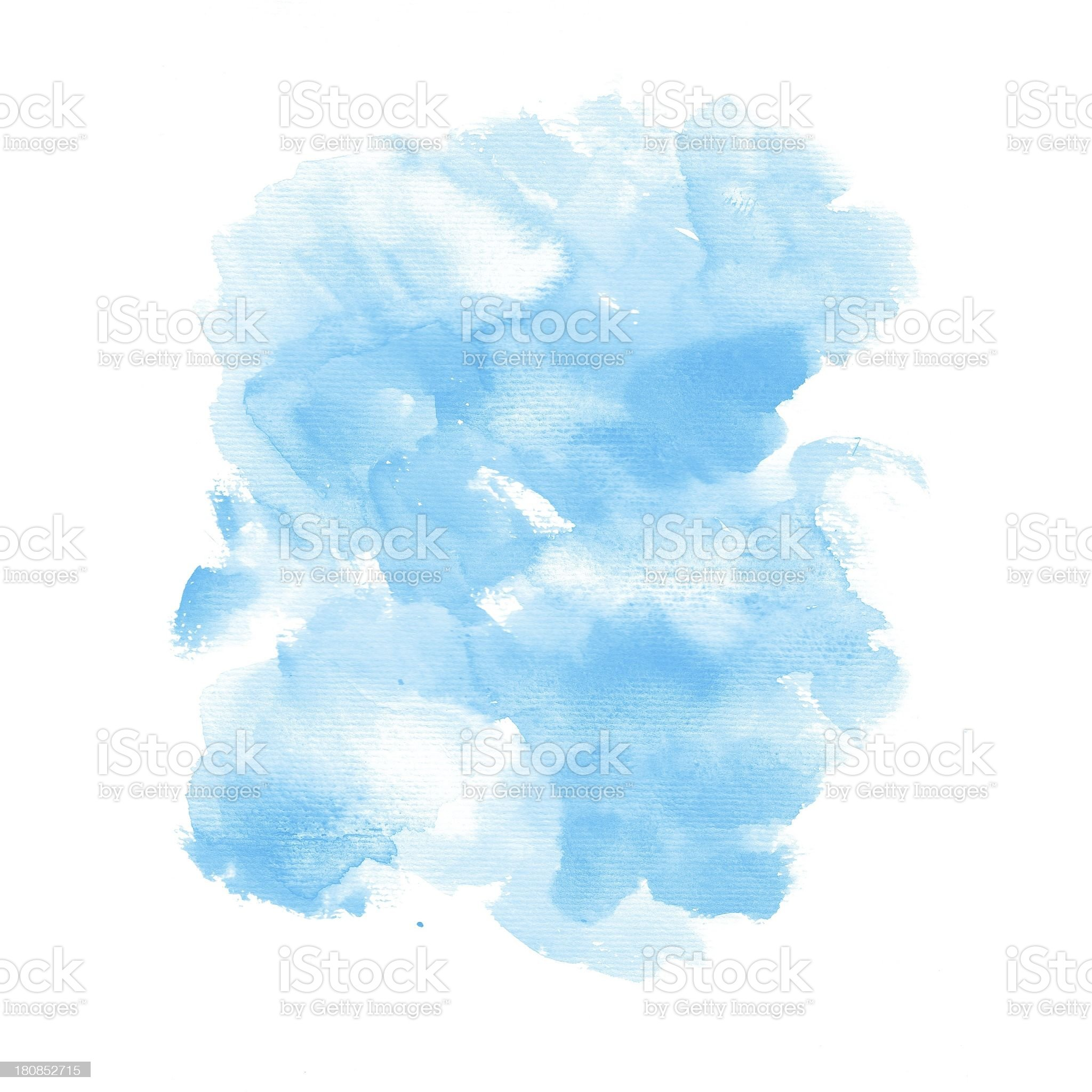 Colorful water color painting background royalty-free stock vector art