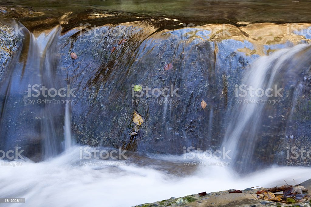 Colorful water royalty-free stock photo