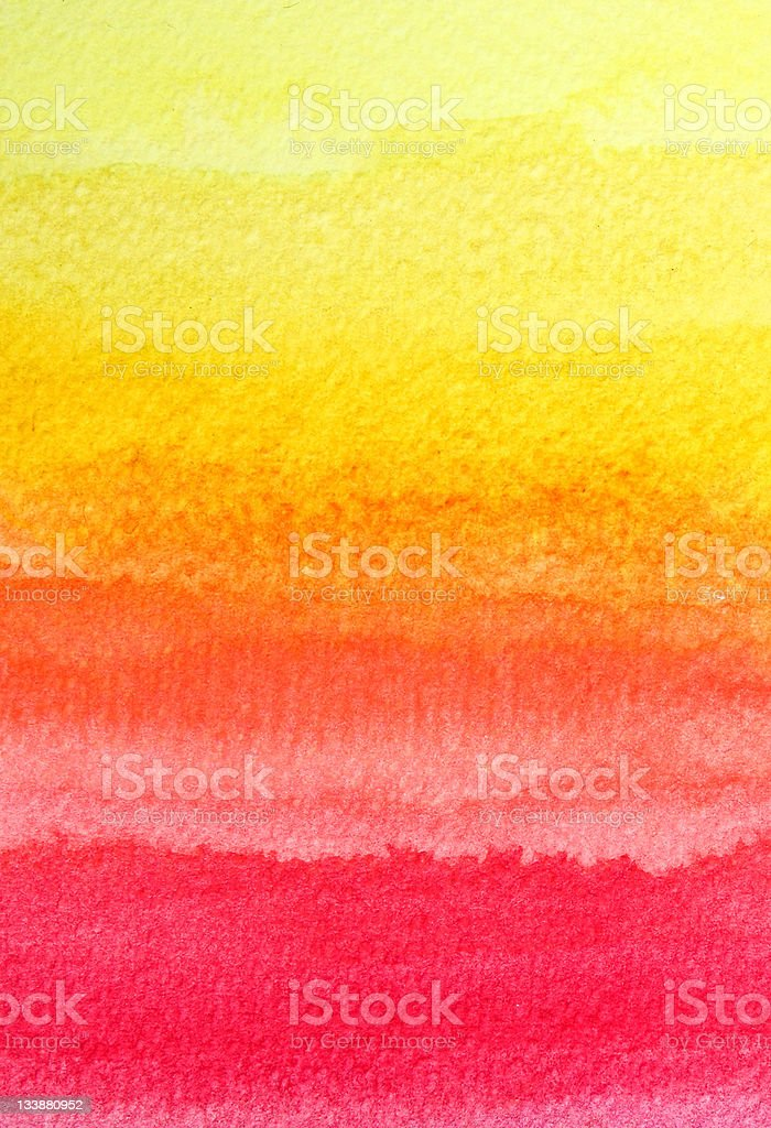 Colorful watercolor for background royalty-free stock vector art