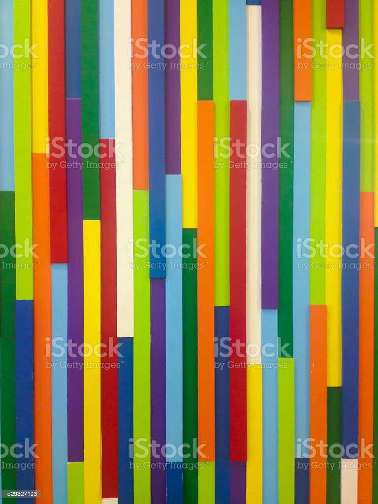 Colorful wood texture stock photo