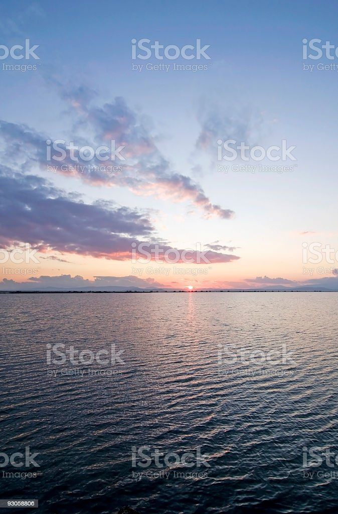 Colorfull Landscapes royalty-free stock photo