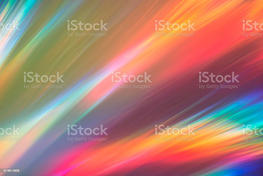Colorized light photo effects stock photo