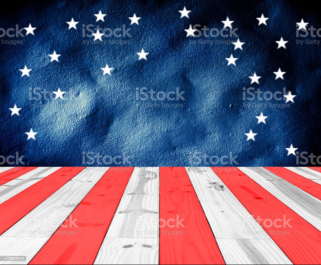 USA Colors for background. royalty-free stock photo