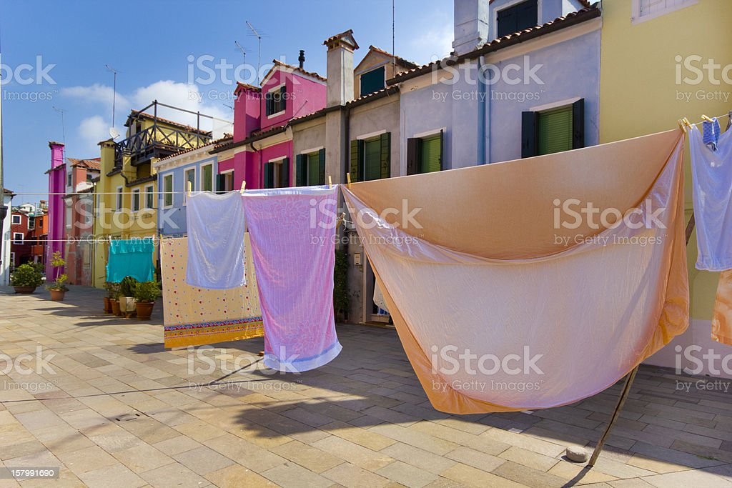 Colors in summer stock photo