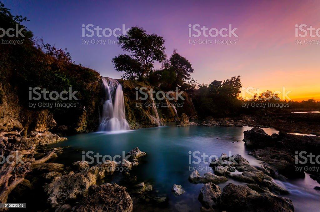 colors of toroan stock photo