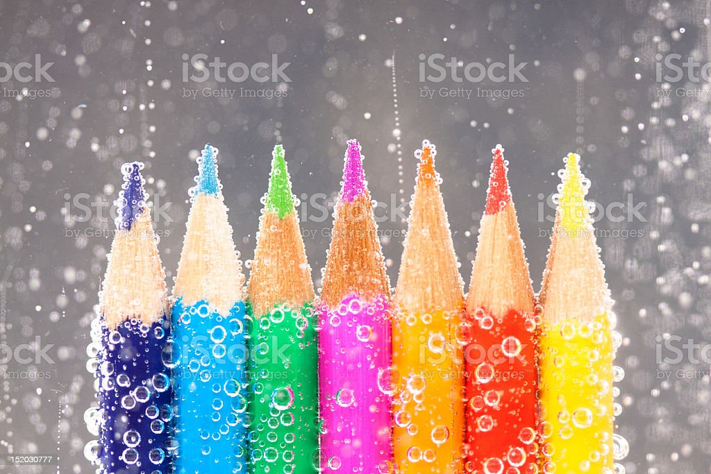 Colors! royalty-free stock vector art