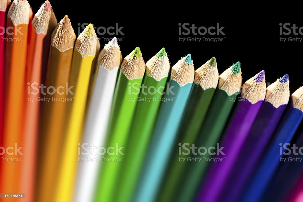 Colors royalty-free stock photo