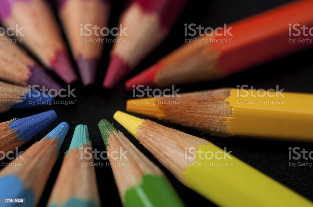 Colores royalty-free stock photo