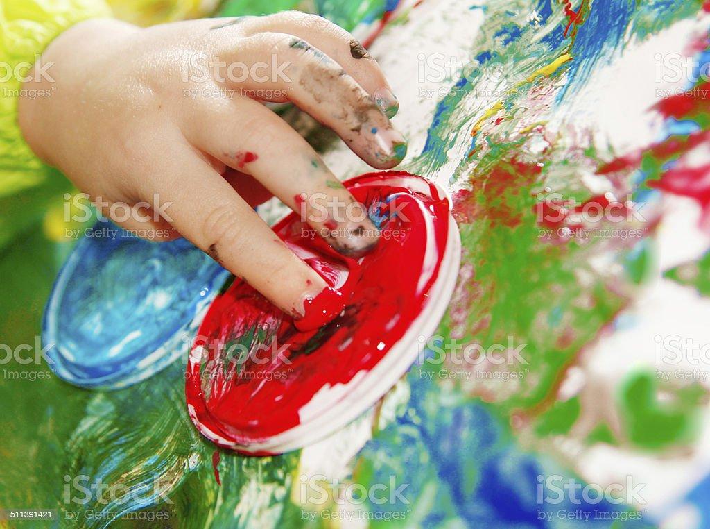 Colori stock photo