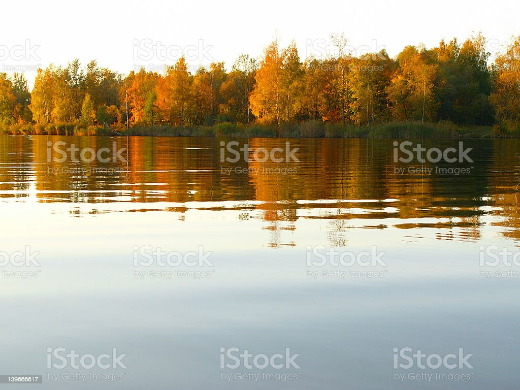 Colors Reflecting royalty-free stock photo