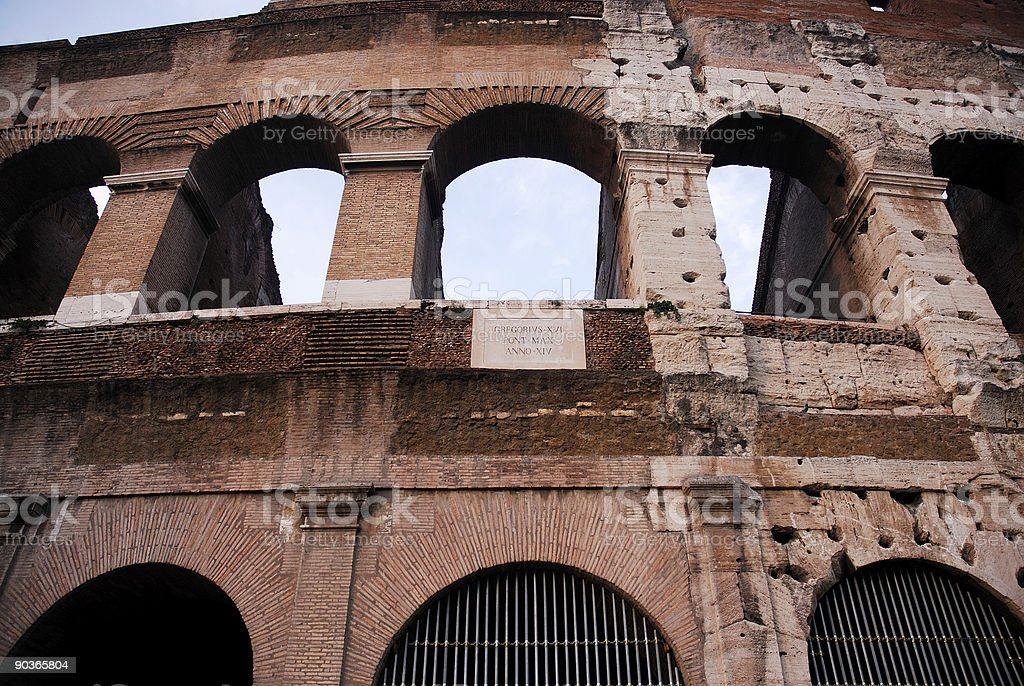 Colosseum royalty-free stock photo