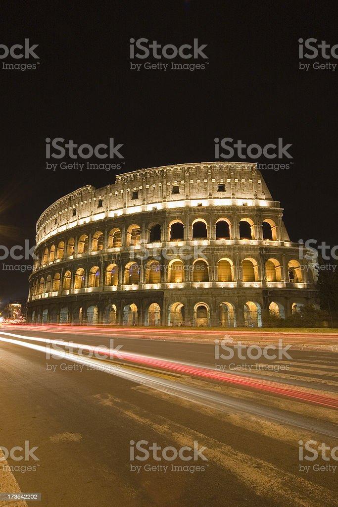 Colosseum, Roma royalty-free stock photo