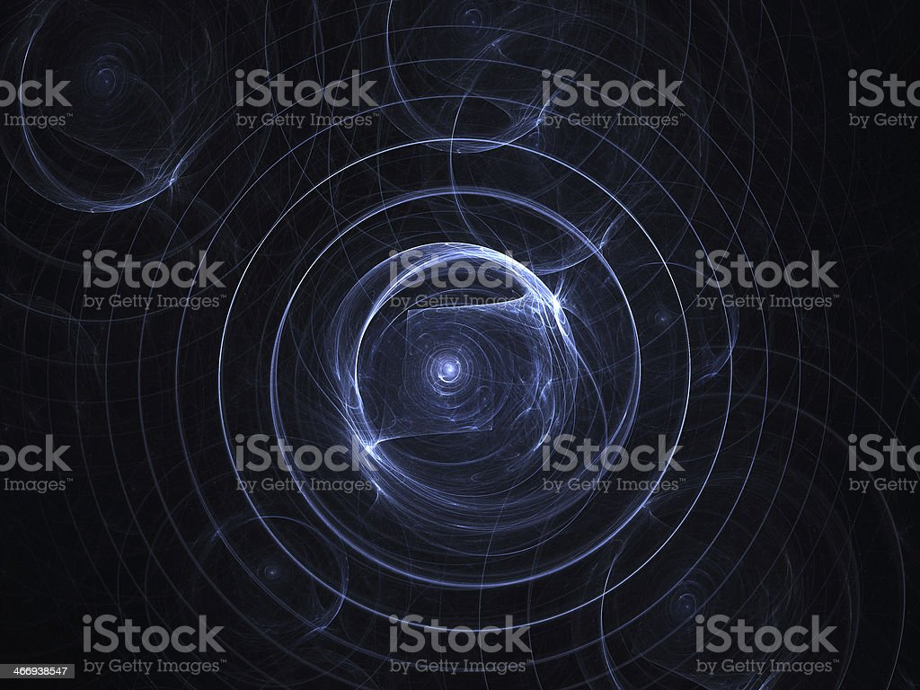 Colour abstract art background spiral. royalty-free stock photo