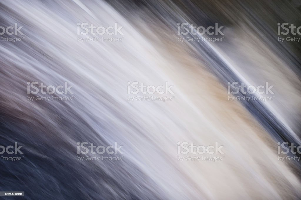 Colour abstract with blurred shapes from environmental objects royalty-free stock photo