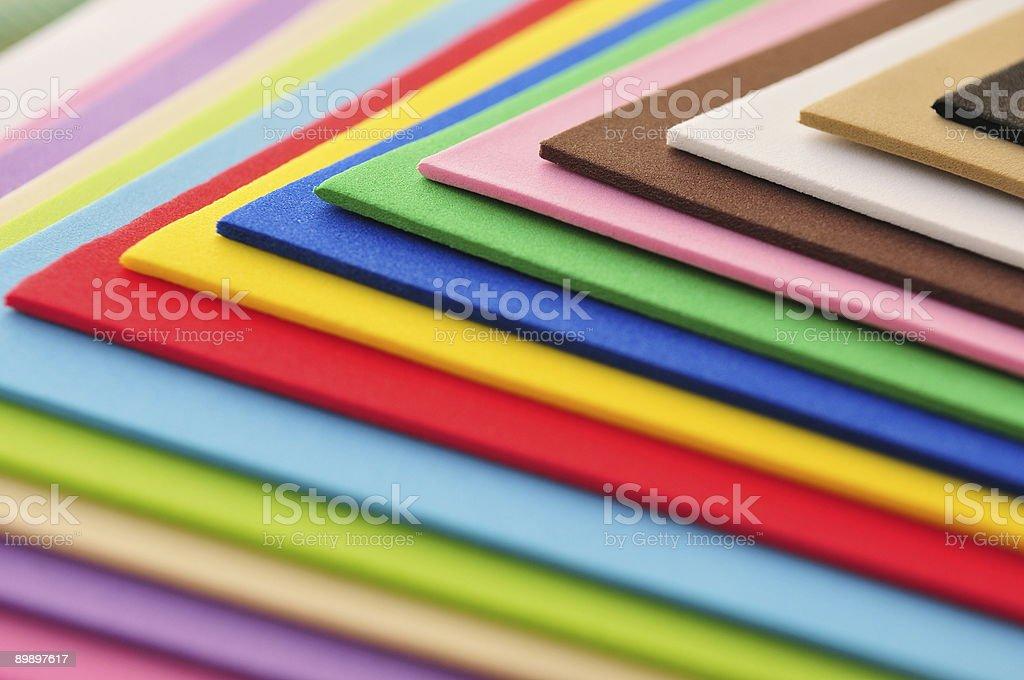 colour display royalty-free stock photo