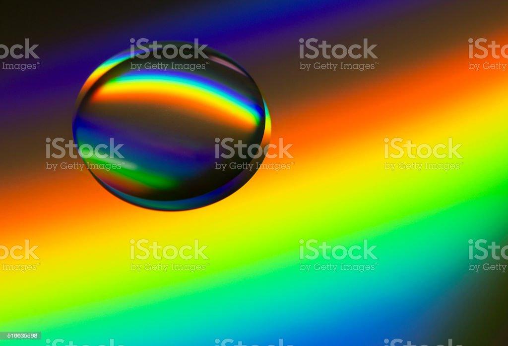 Colour Dot stock photo