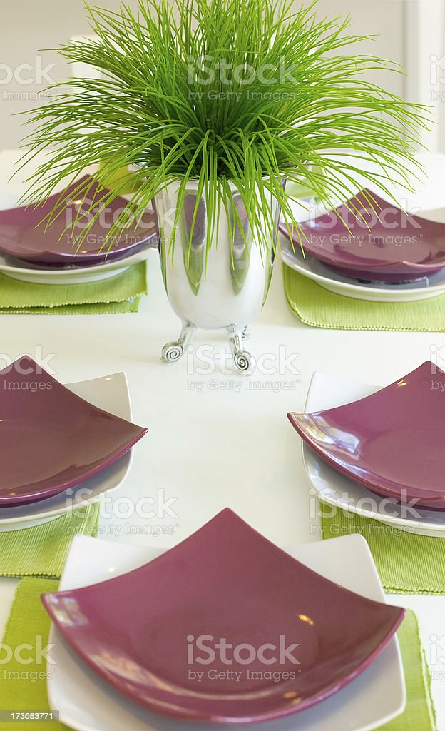 Colour Meal royalty-free stock photo