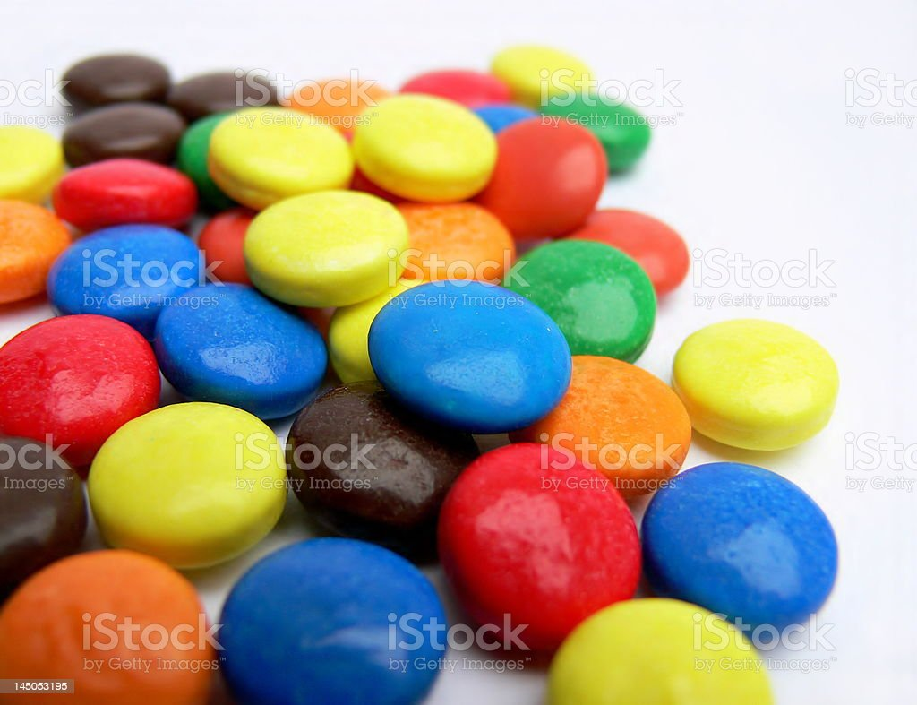 colour sweets royalty-free stock photo
