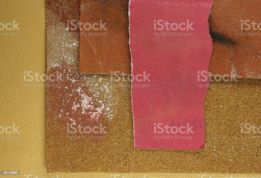 Coloured rectangles royalty-free stock photo