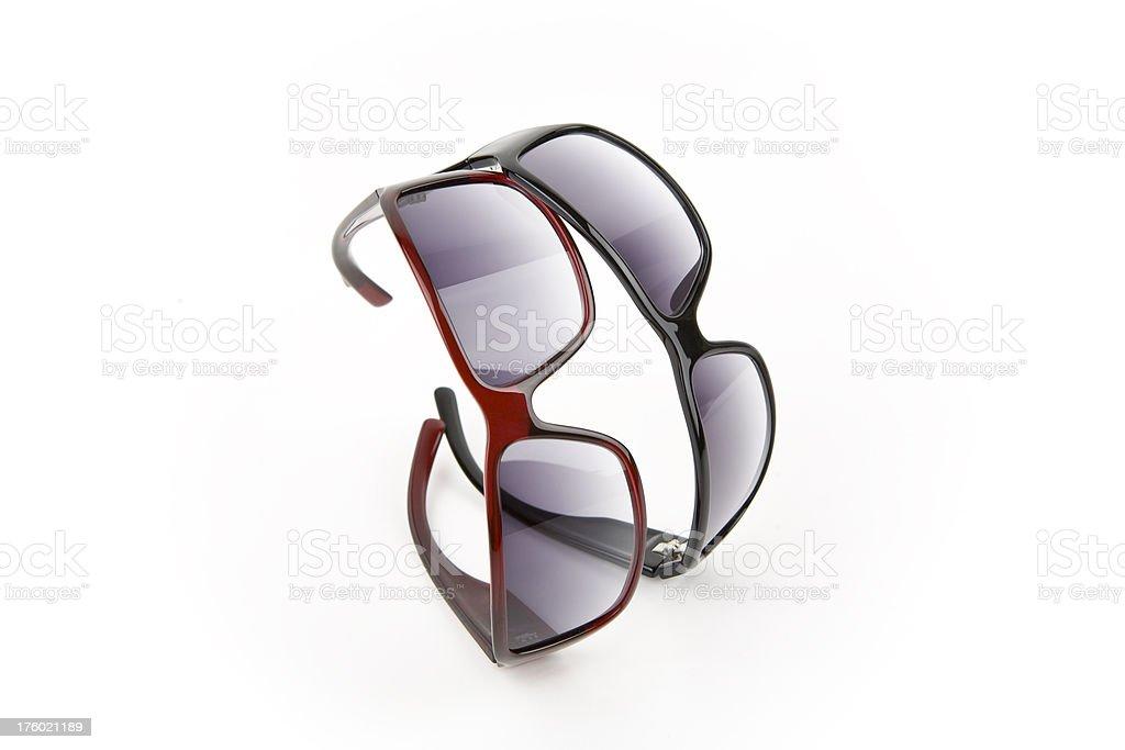 Coloured Sunglasses stock photo