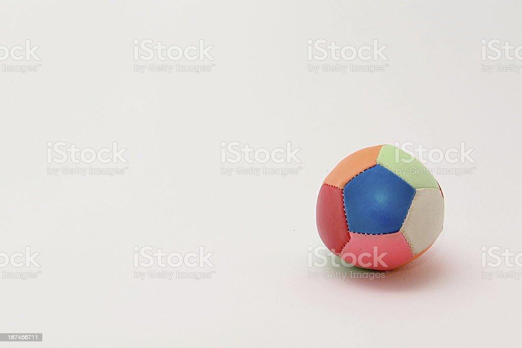Colourfull Ball Object stock photo