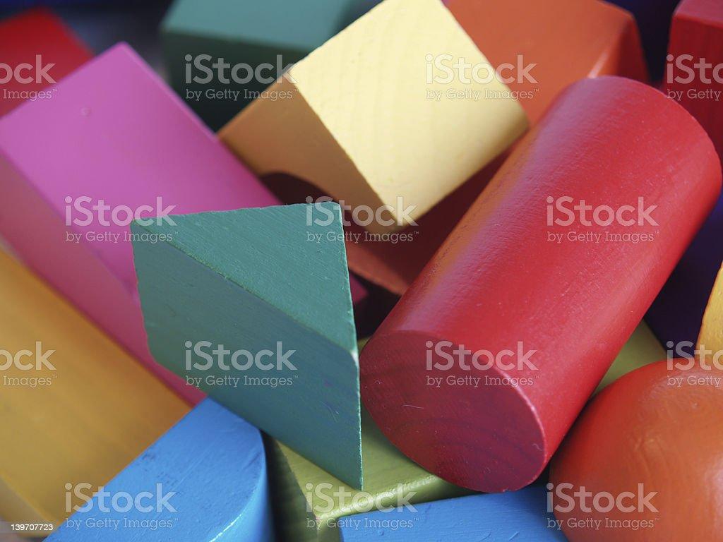Colours of Fun stock photo