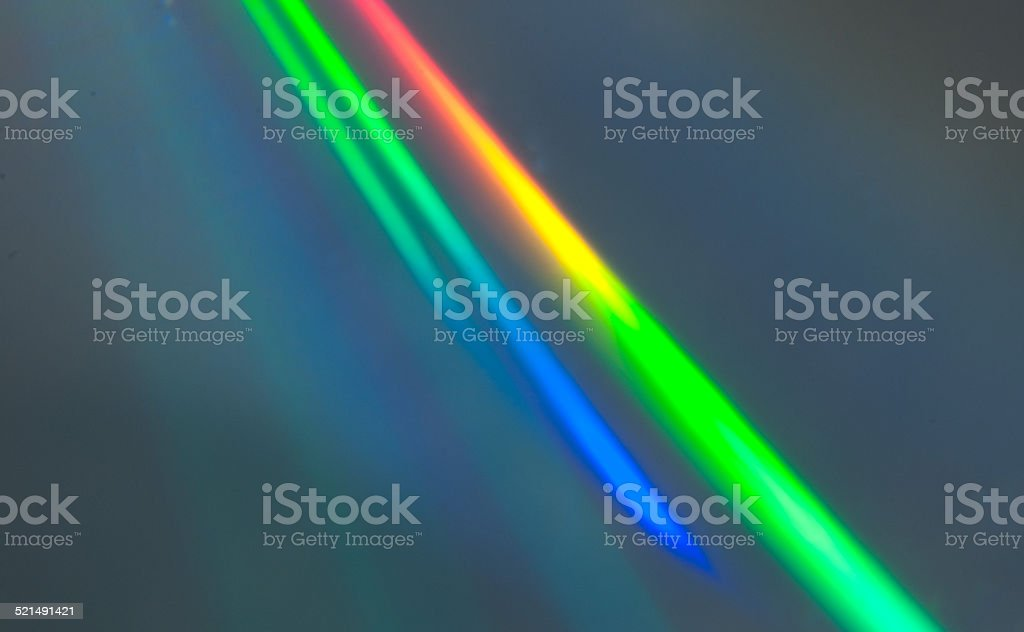CD colours stock photo