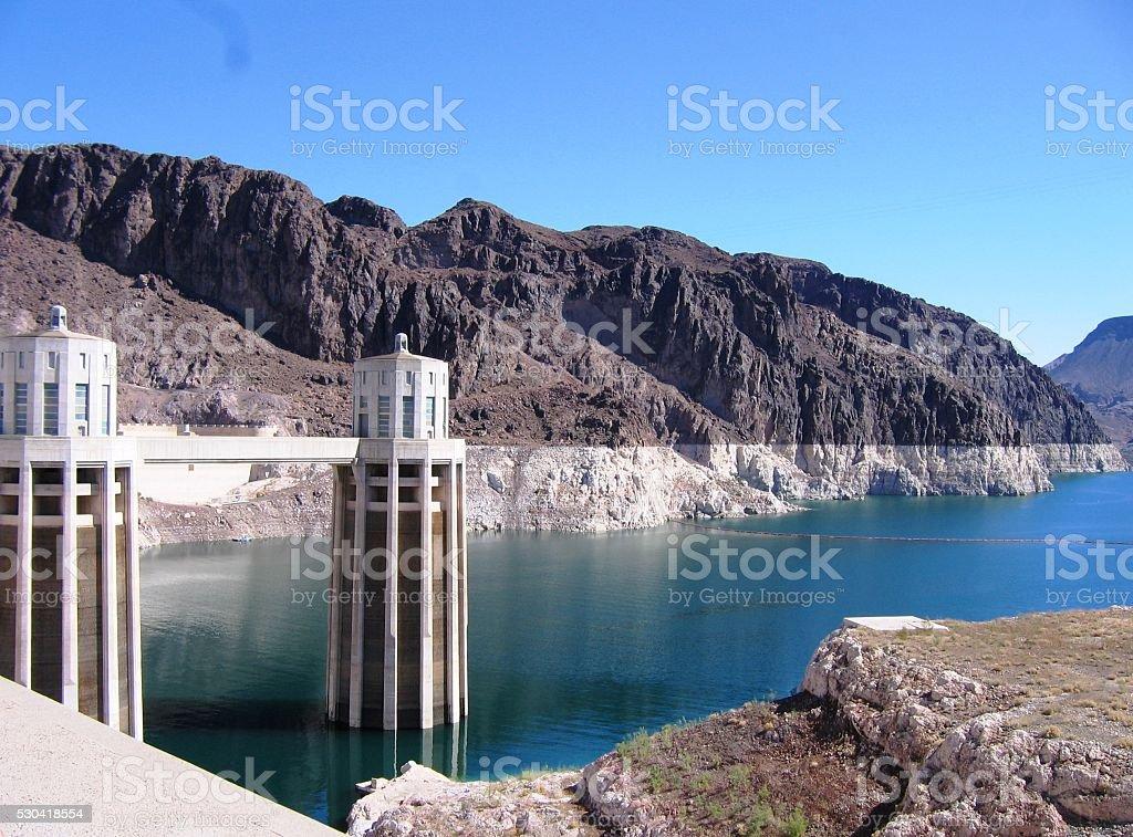 Colrado river stock photo