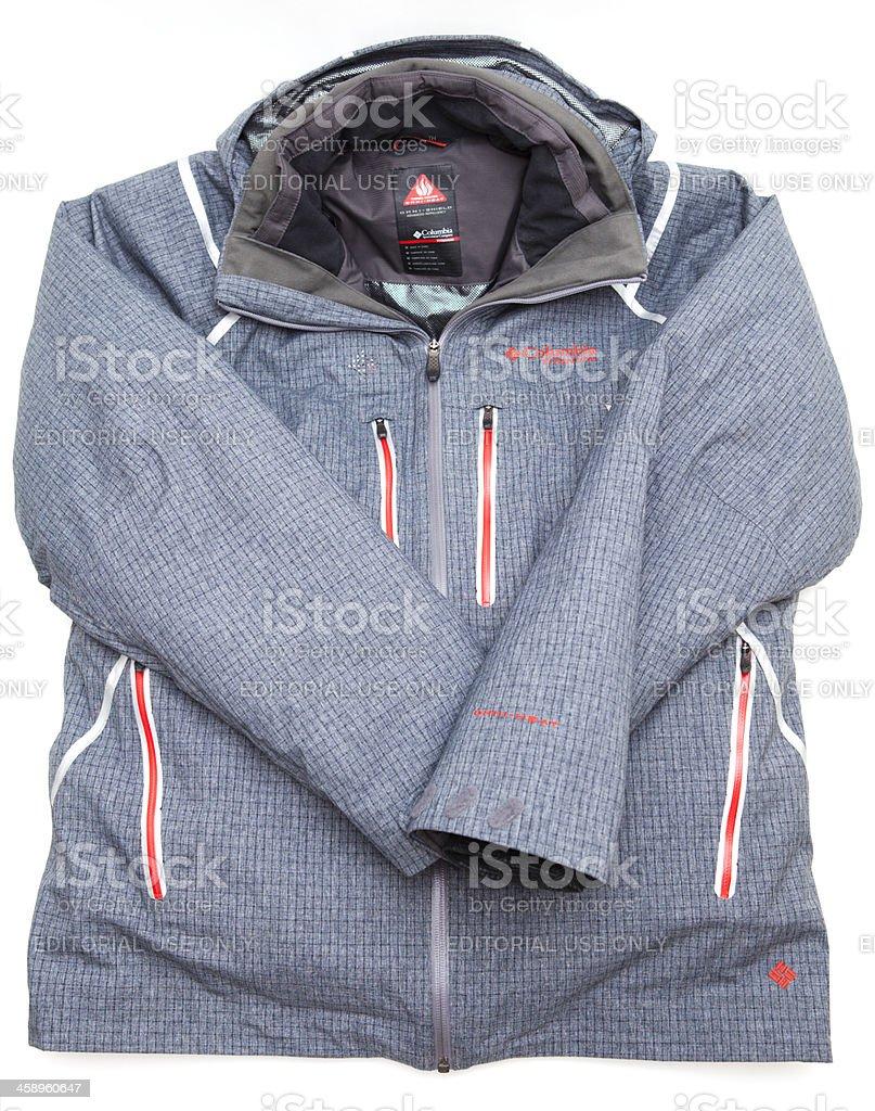 Columbia Omni-Heat Electric Jacket stock photo