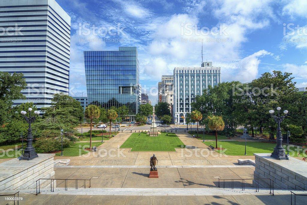 Columbia South Carolina royalty-free stock photo