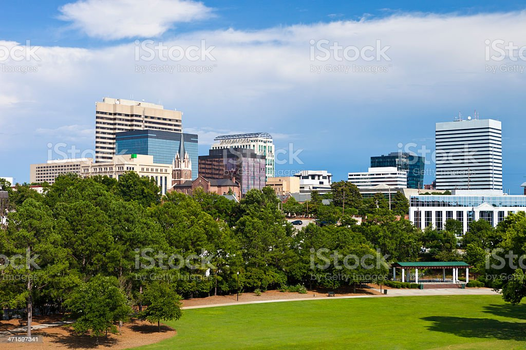 Columbia, South Carolina stock photo