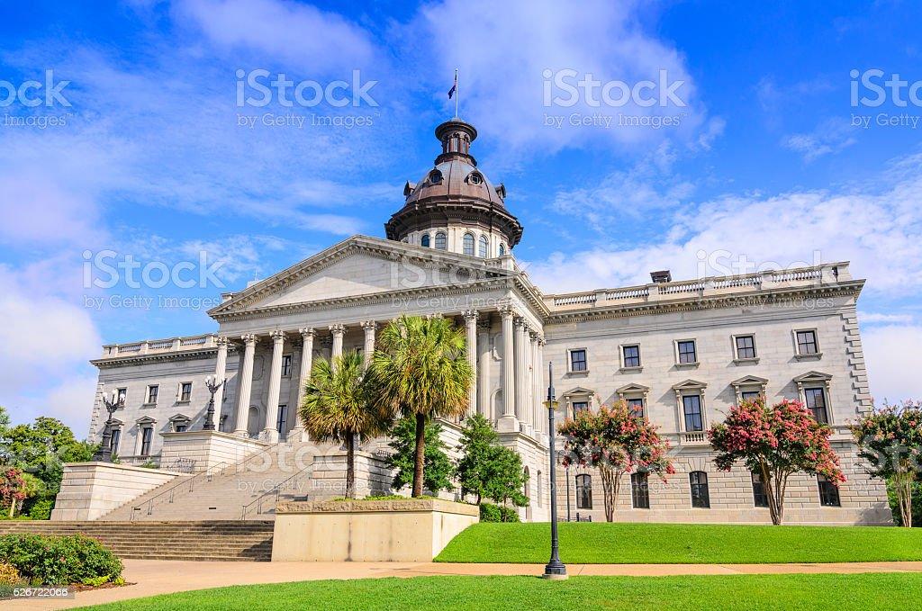 Columbia South Carolina stock photo