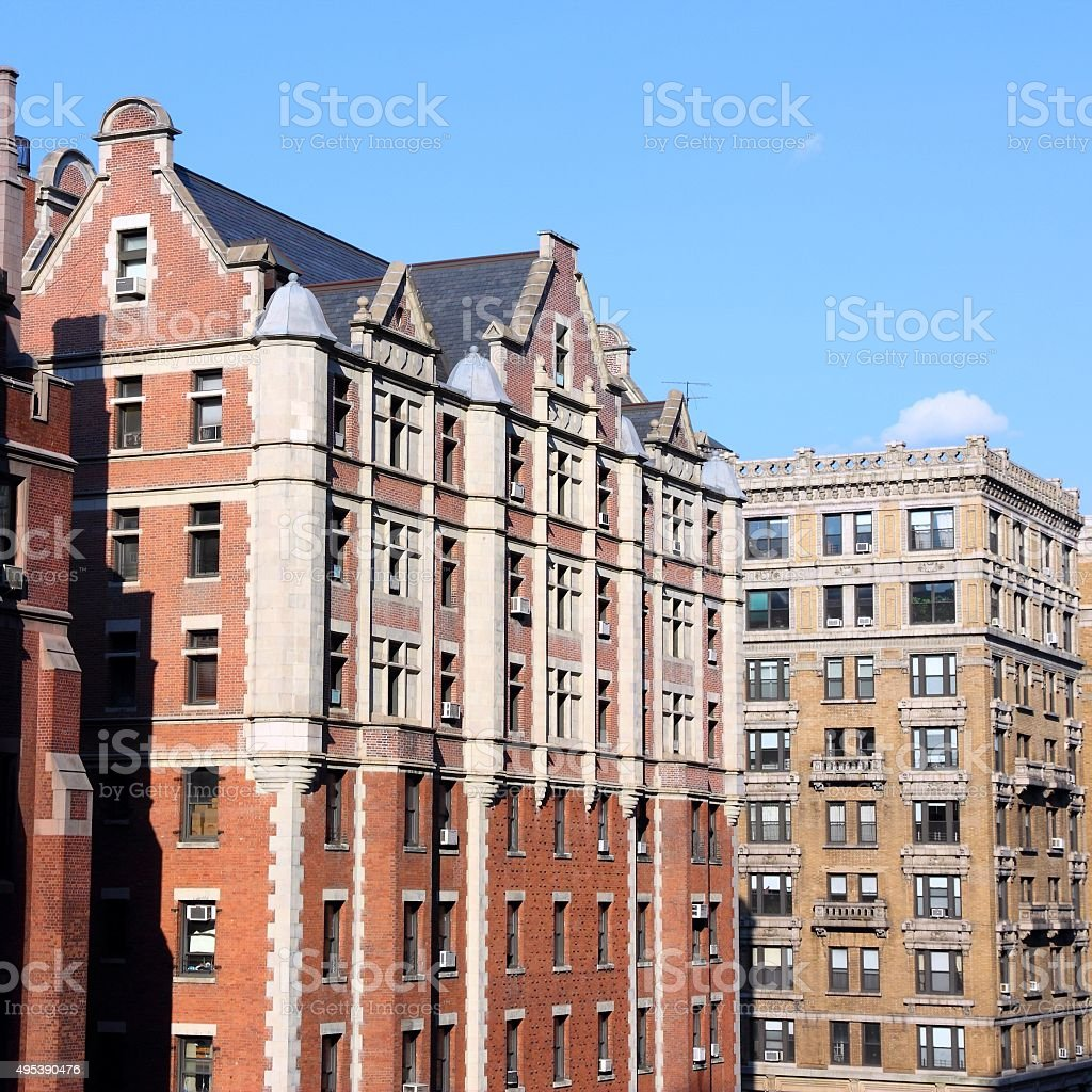 Columbia University stock photo