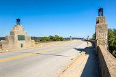 Columbia-Wrightsville Bridge with Art Deco Lights